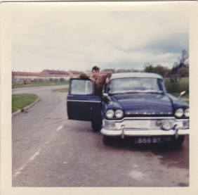 My dad's love of cars has spanned the years and never waned.